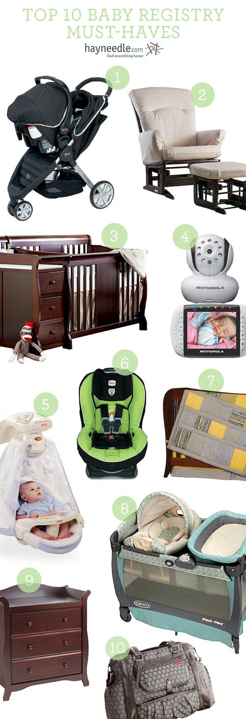 HUGE Baby Registry Giveaway! Ends 3/14/14 @Abby Christine Hunley Cramer