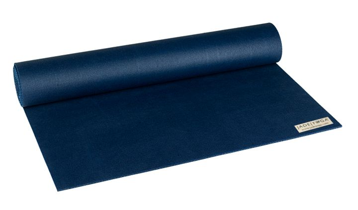 Natural Rubber is great for hot Yoga! Jade Yoga Mats ...