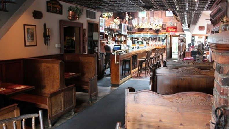 Classic Buffalo Spotlight: Gabriels Gate