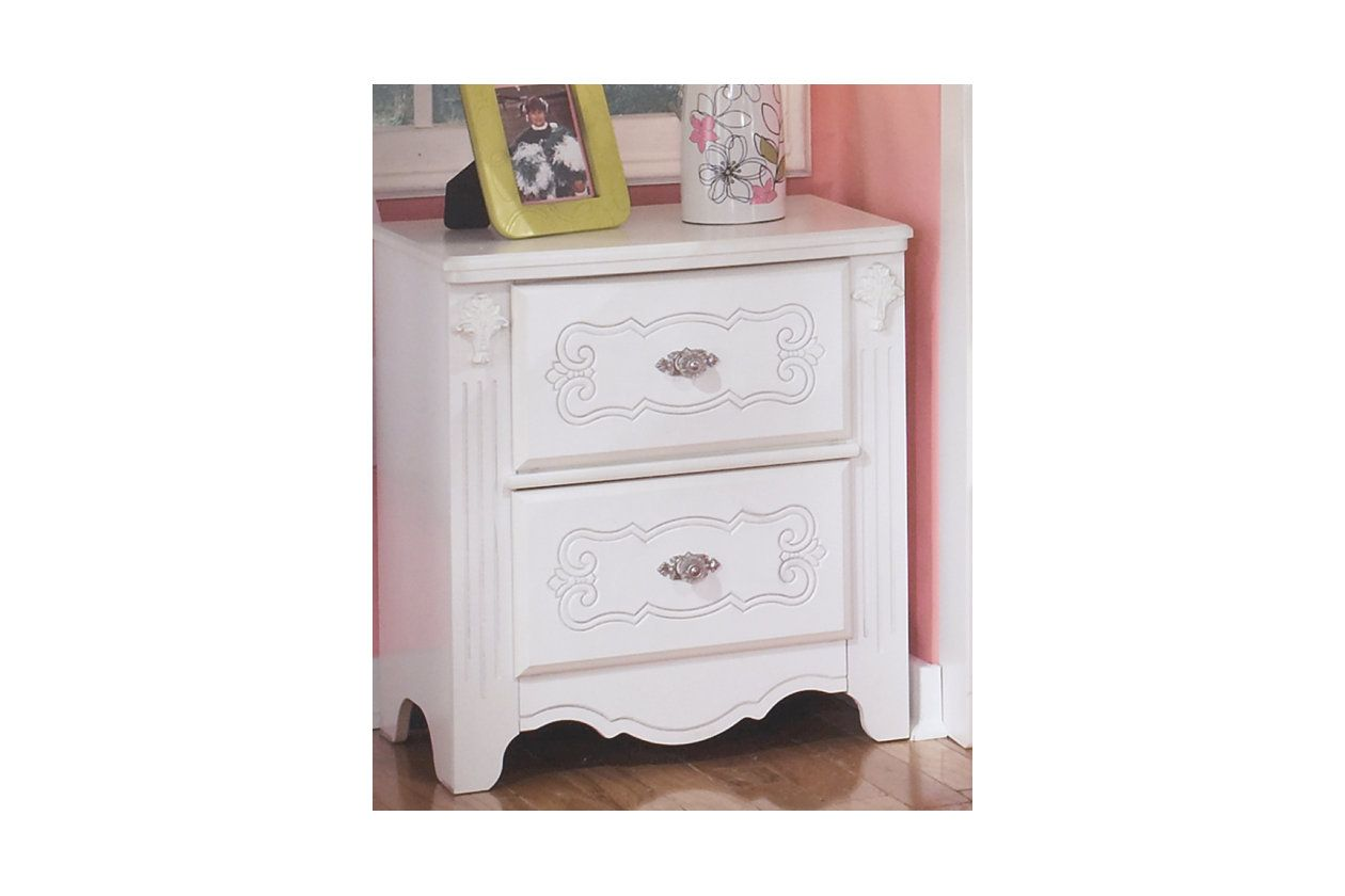 Best Exquisite Nightstand Ashley Furniture Homestore 400 x 300