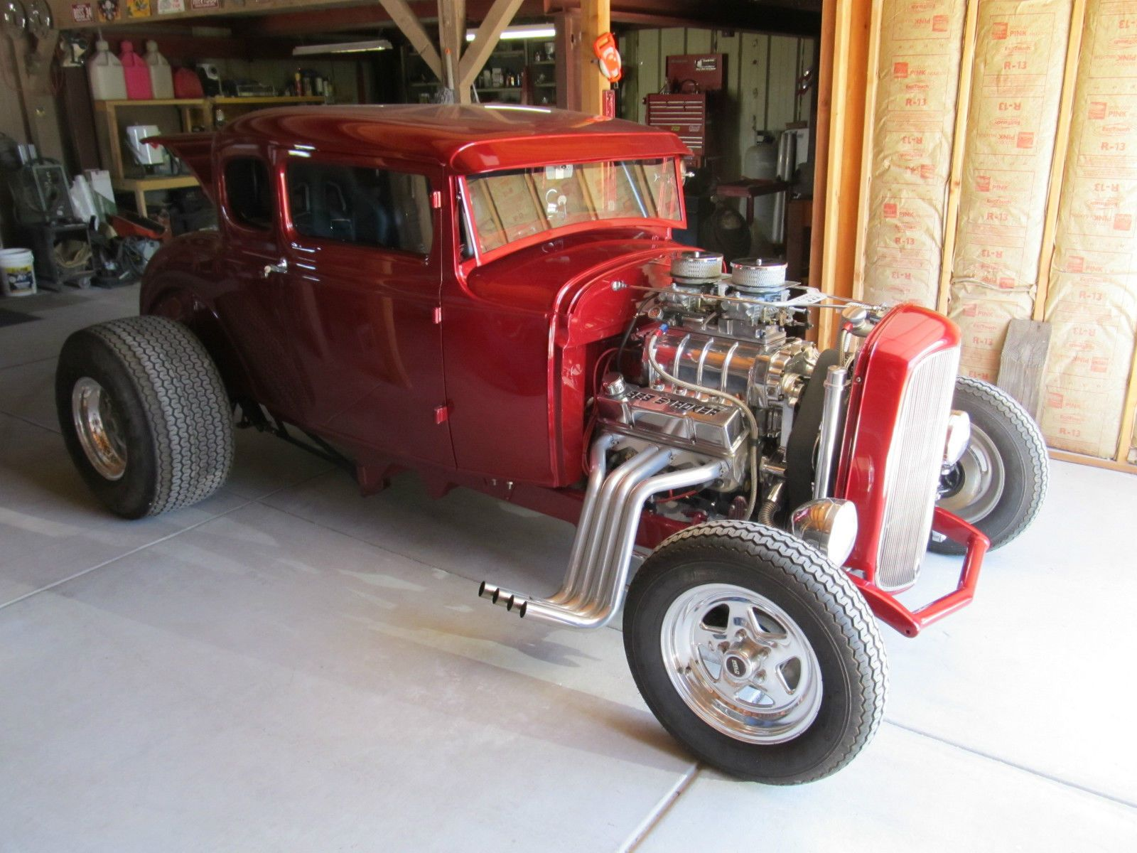1931 Ford Model A hot rod streed rod | Hot rods for sale | Pinterest ...