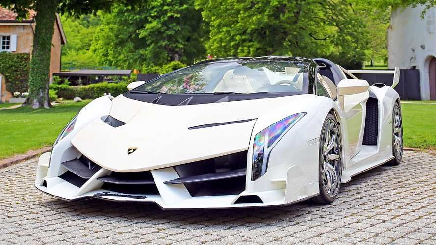 Lamborghini Veneno Roadster, il Toro più costoso di sempre #lamborghiniveneno
