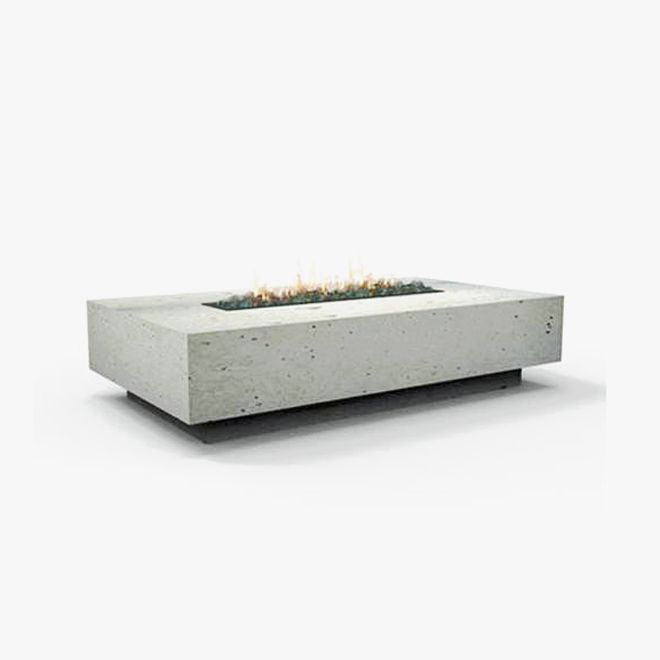 this bond outdoor propane fire table serves as an inviting focal point for any outdoor space the warmth of this propane fireplace with st - Propane Fire Table