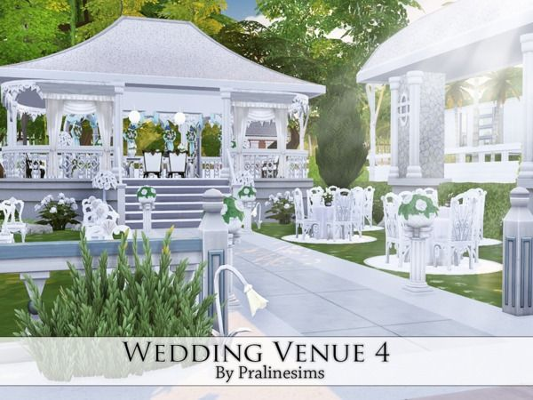 Sims  Where Find Arch Wedding Cake