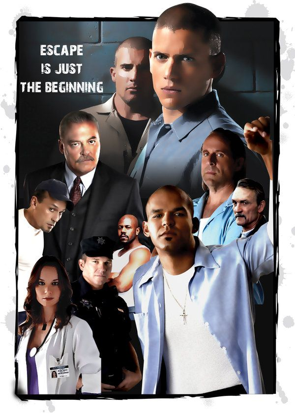Prison Break season 1 by mateo69800.deviantart.com on @deviantART