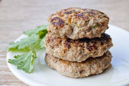 BBQ Beef Sausage Patties – Rachel Kaganoff-Stern
