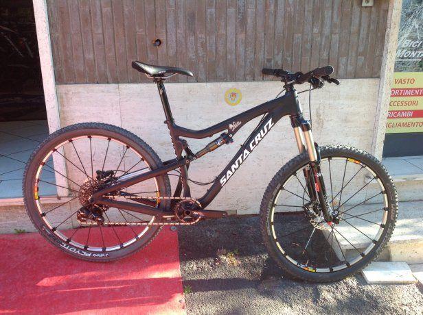 Mtb Santa Cruz 5010 Carbon Cc Taglia M Annunci Biciclette Nuove