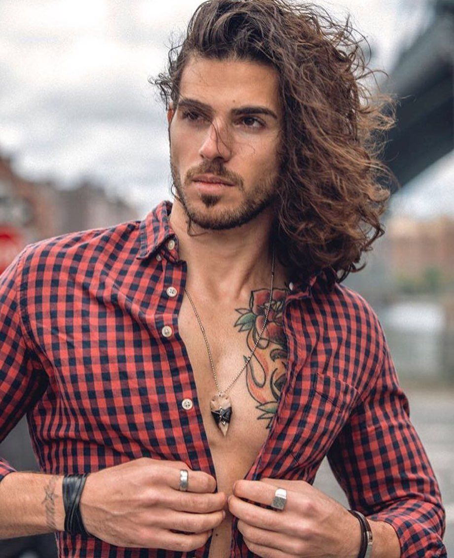 """🤘🏼Long Haired Men🤘🏼 on Instagram: """"One of the few men that the"""