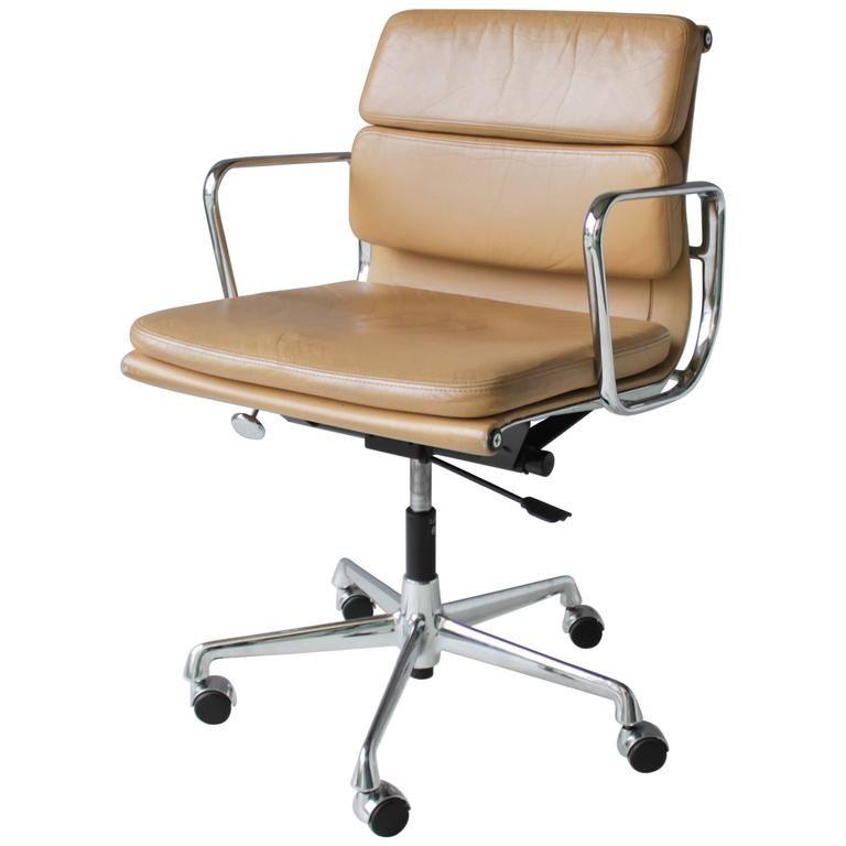 Eames ea 217 soft pad chair vintage office chair chair