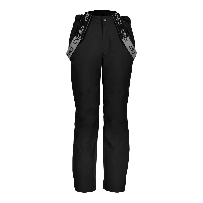 CMP Pantaloni Feel Warm Flat 10.000 3w17397n Salopette da Sci Uomo