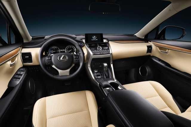 2016 Lexus Rx 450h Interior