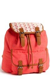 88f1428d3318 Amici Accessories Canvas   Crochet Backpack (Juniors) (Online Only ...
