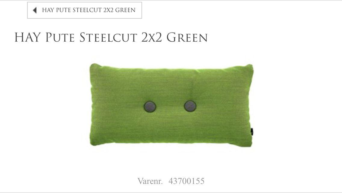 Hay Dot Green