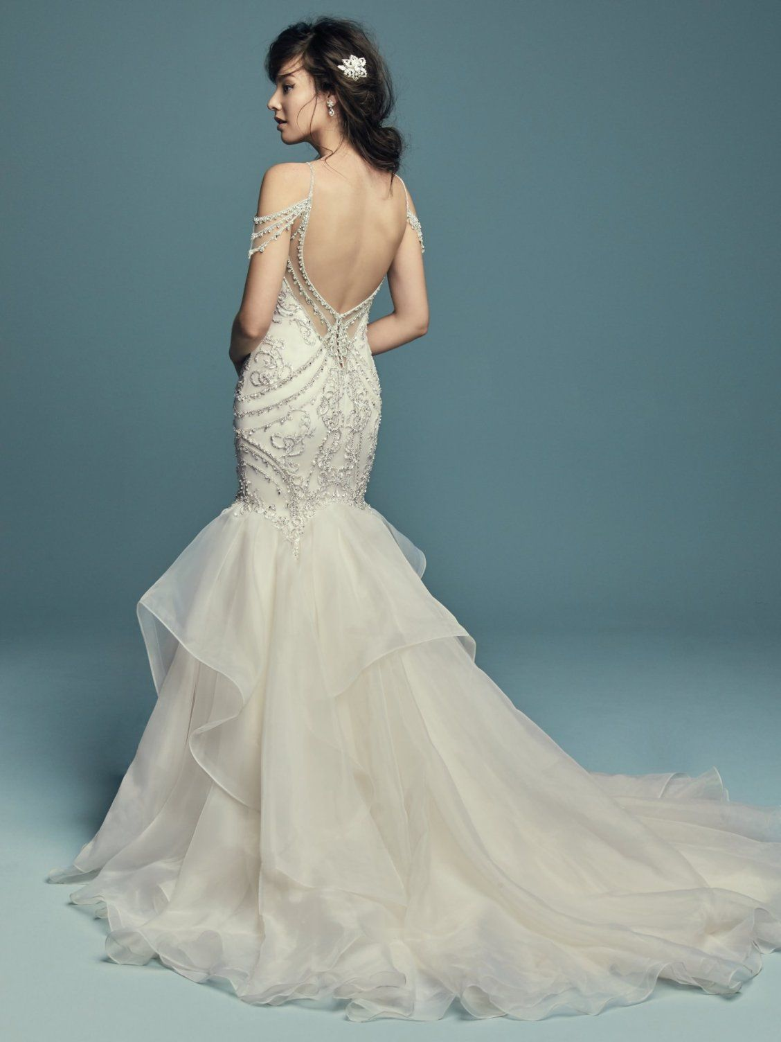998c5ec8cfd BRINKLEY by Maggie Sottero Wedding Dresses in 2019