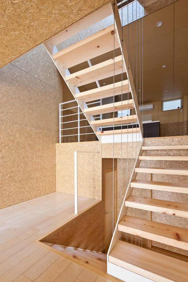 Endo Room Design: Rooftecture OT2 In Osaka By Shihei Endo