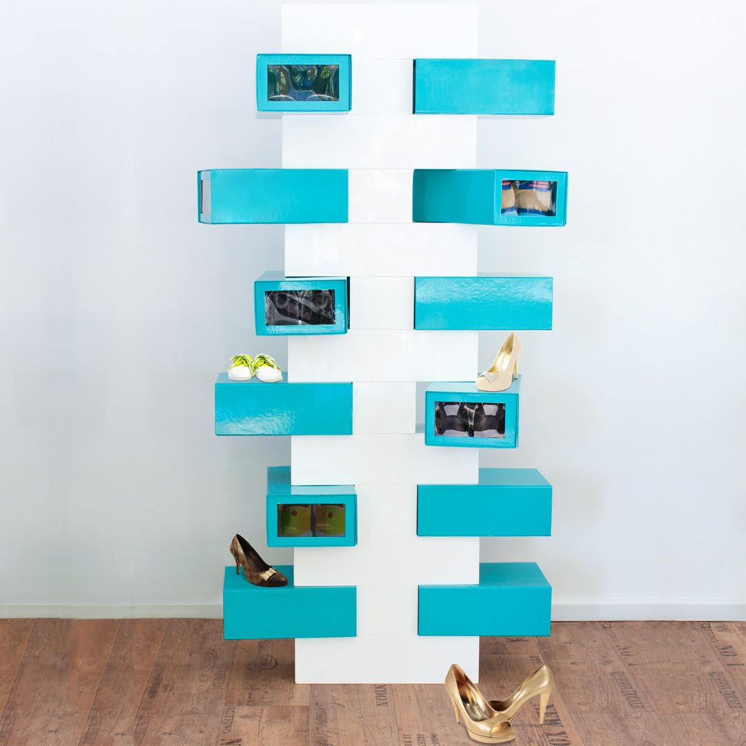 I love this shoes rack!
