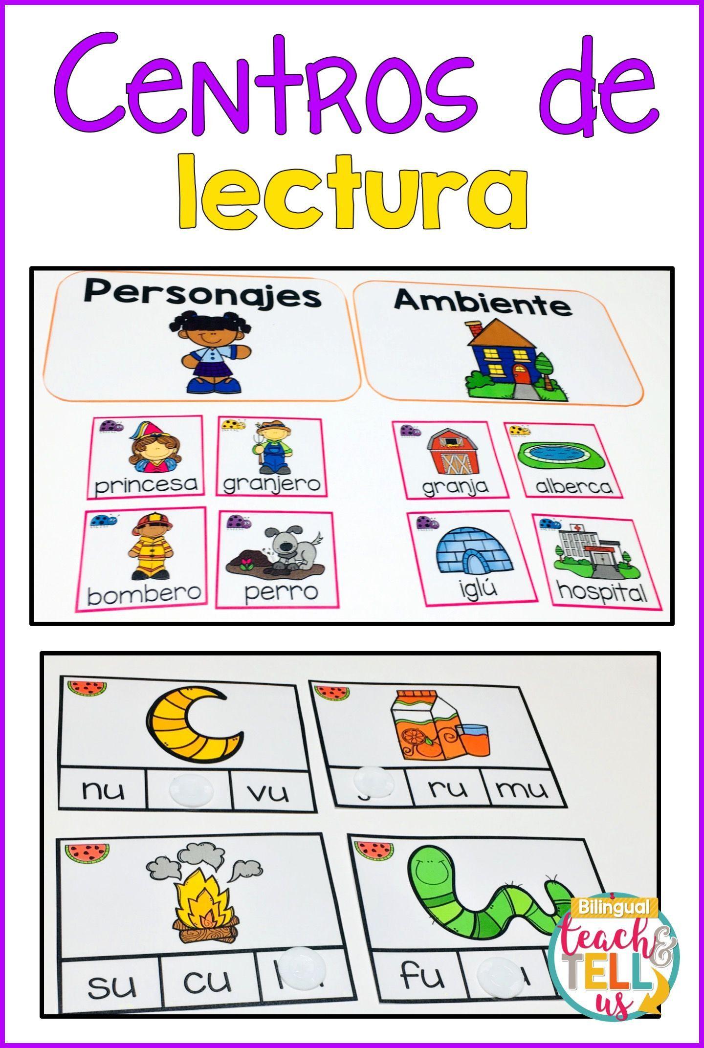 Kindergarten Spanish Lesson Plan In