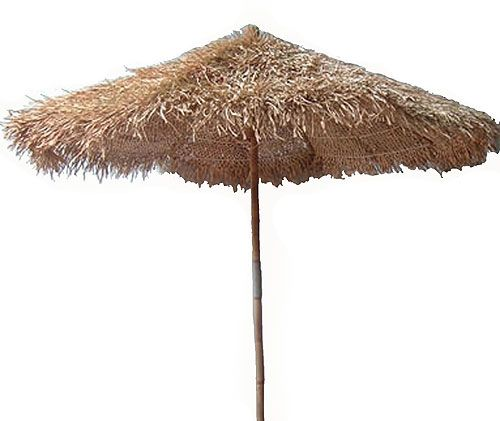 thatch umbrella patio umbrella tiki