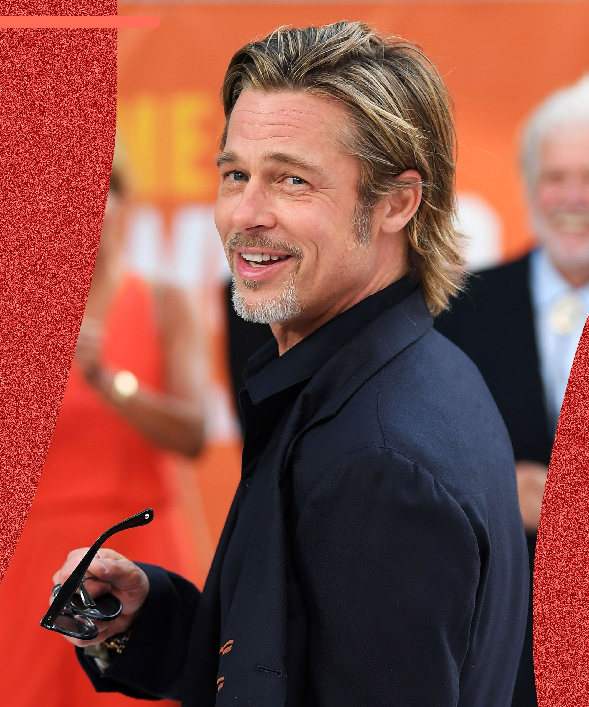 Did Brad Pitt Just Update The Couple Tattoo He Shares With Angelina Jolie Refinery29 Brad Pitt Brad Pitt And Angelina Jolie Angelina Jolie