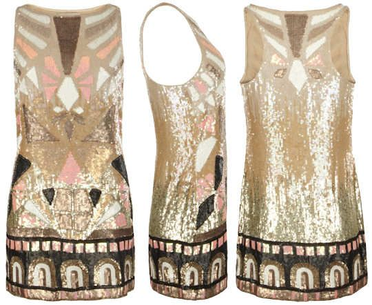ALL SAINTS & CO SEQUIN DRESS - i think i cried the first time i ...