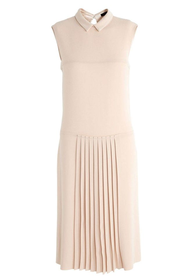 73aebf7063b0 Joseph Casey Drop-Waist Pleated Dress