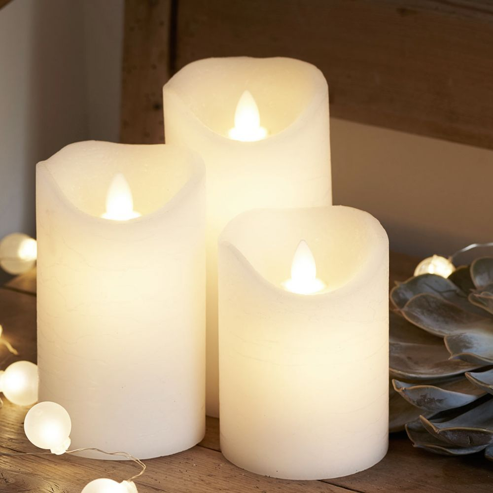 Led Moving Flame Candles With Remote In 2020 Candle Flames Candles Flameless Candle Set