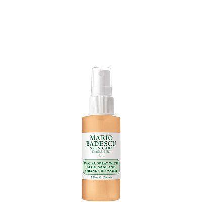 Mario Badescu Facial Spray With Aloe Sage And Orange