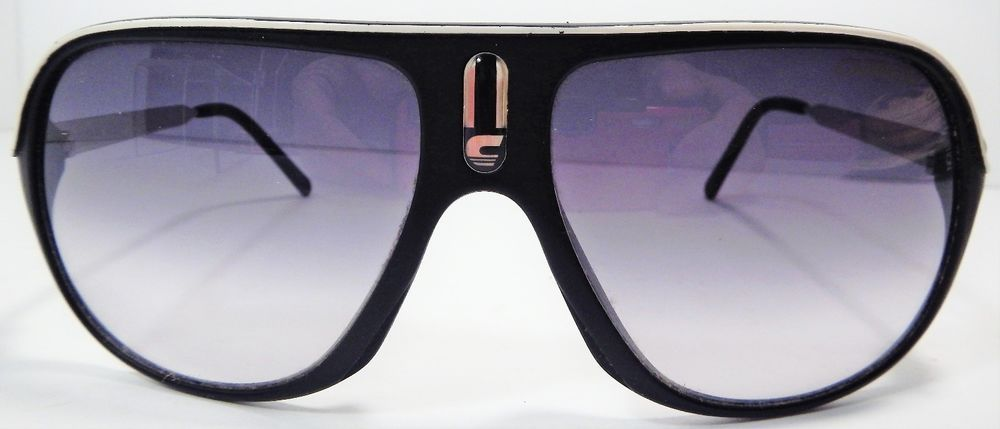 1263b8eeab CARRERA SAFARI R Sunglasses CSB7V 62 15 135 Black White Chrome FREE  SHIPPING  SafariR  Carrera  sunglasses  vintage  vintageeyewear   vintagesunglasses ...