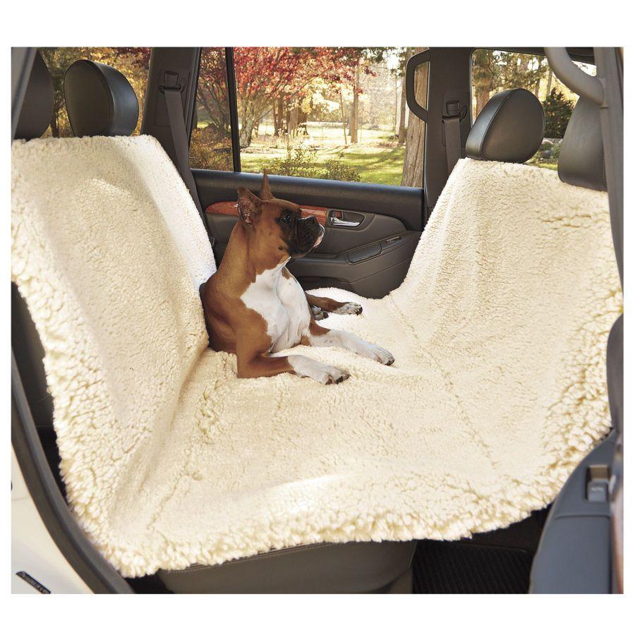 HuggleFleece Hammock Car Seat Protector Great Gear And