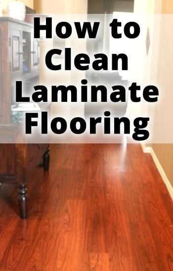 How To Clean Laminate Floors Diy Clean It Pinterest Vinegar