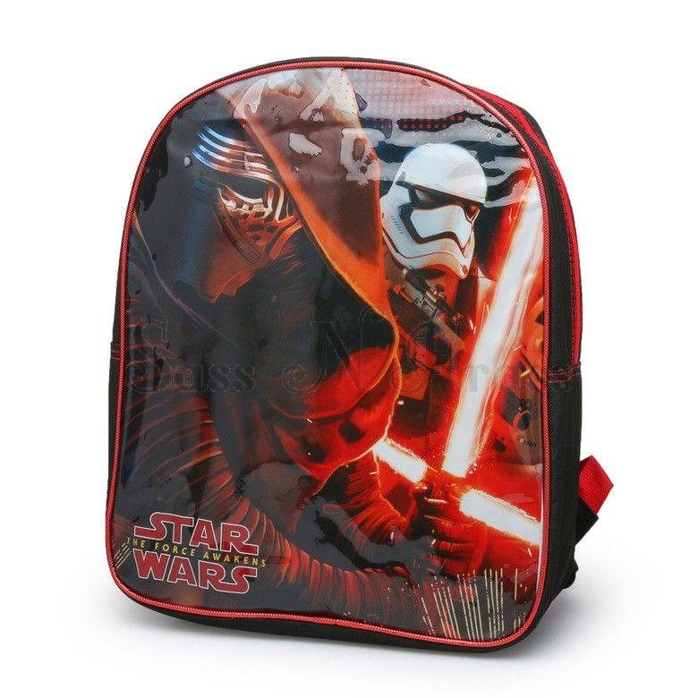 Star Wars Kylo Ren #Backpack Shop here --> http://www.sassnfrass.net#Tinasea