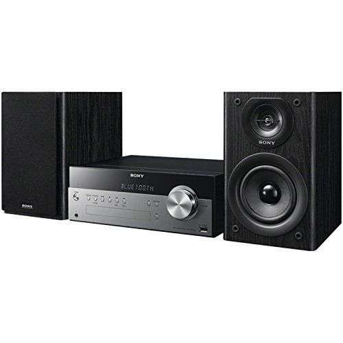 Sony CMTSBT100 Micro Music System with Bluetooth and NFC #musicsystem