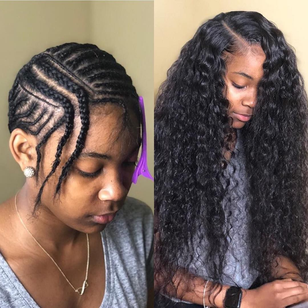 New The 10 Best Hairstyles With Pictures Great Sewin Workhair Blending So Natural Sewin Virginhair Curly Natural Hair Styles Cheap Human Hair Hair Styles