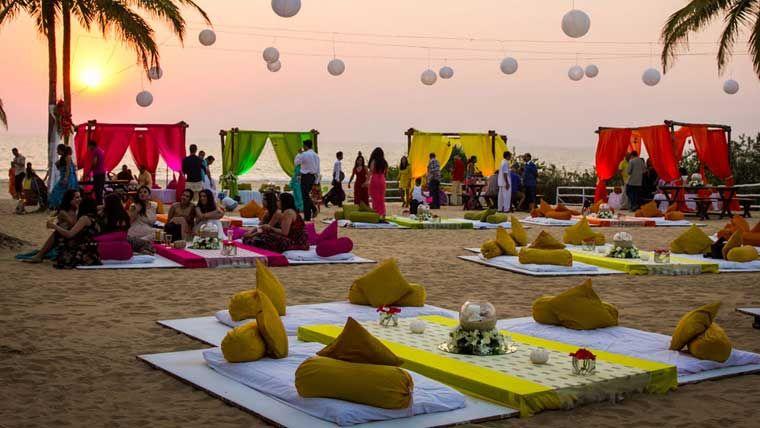 Govt plans to promote goa as weddingdestination