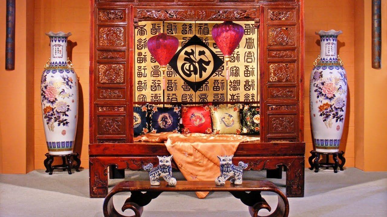 Wonderful Asian Chic Master Bedroom Design Ideas