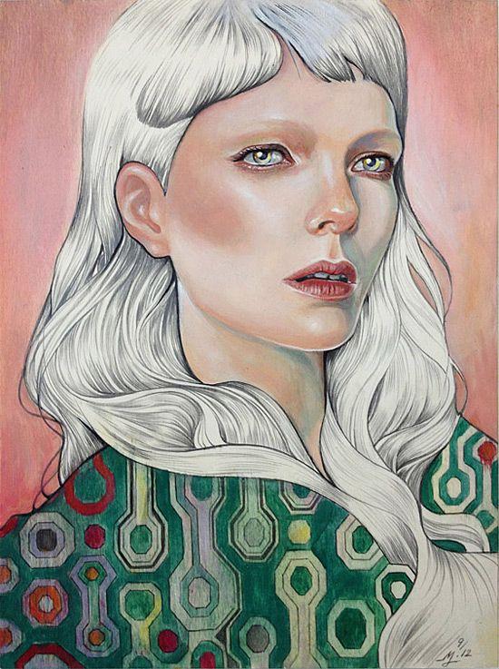 Surreal Illustrations by Martine Johanna