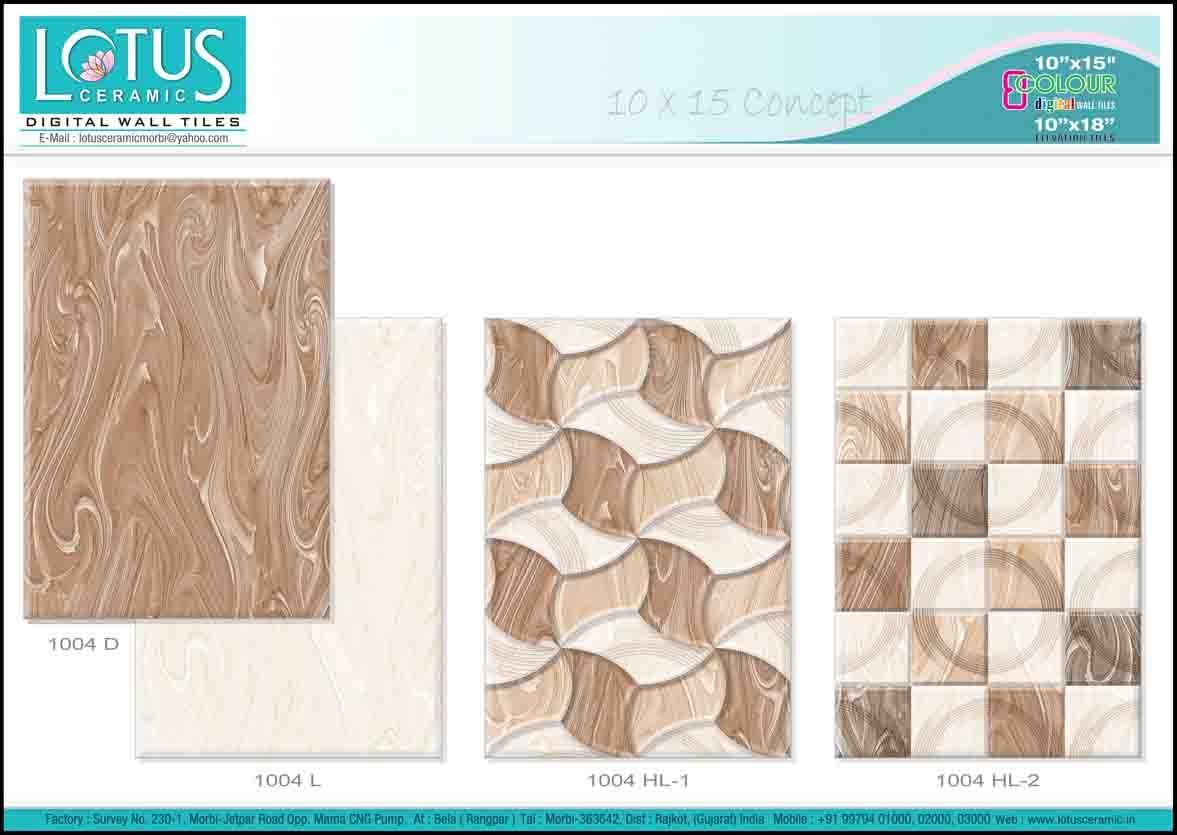 Lotus Ceramic Tiles Design Album Ceramic Tiles Vitrified Tiles Glass Basin