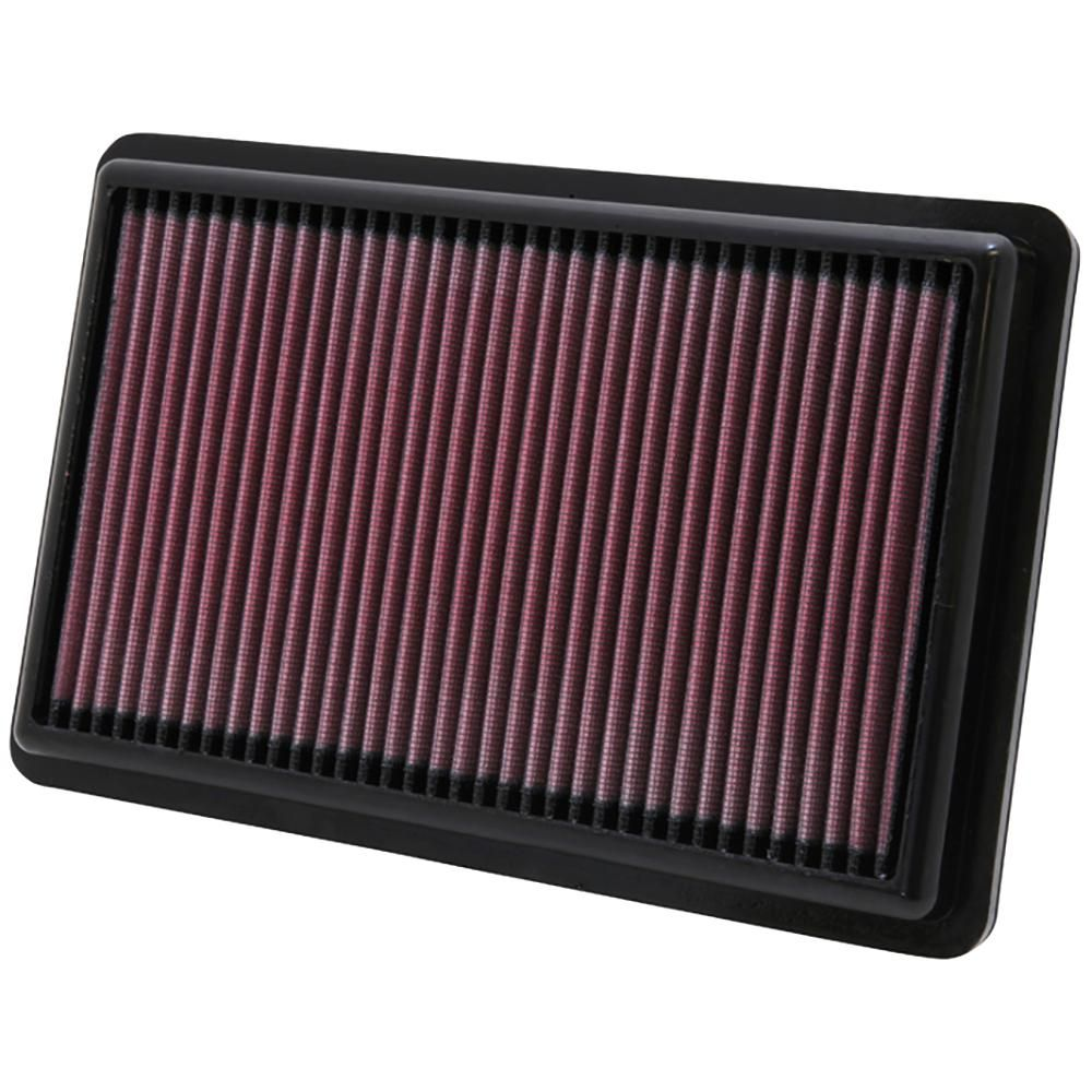 K&N 10-11 Acura MDX/ZDX 3.7L Drop In Air Filter In 2019