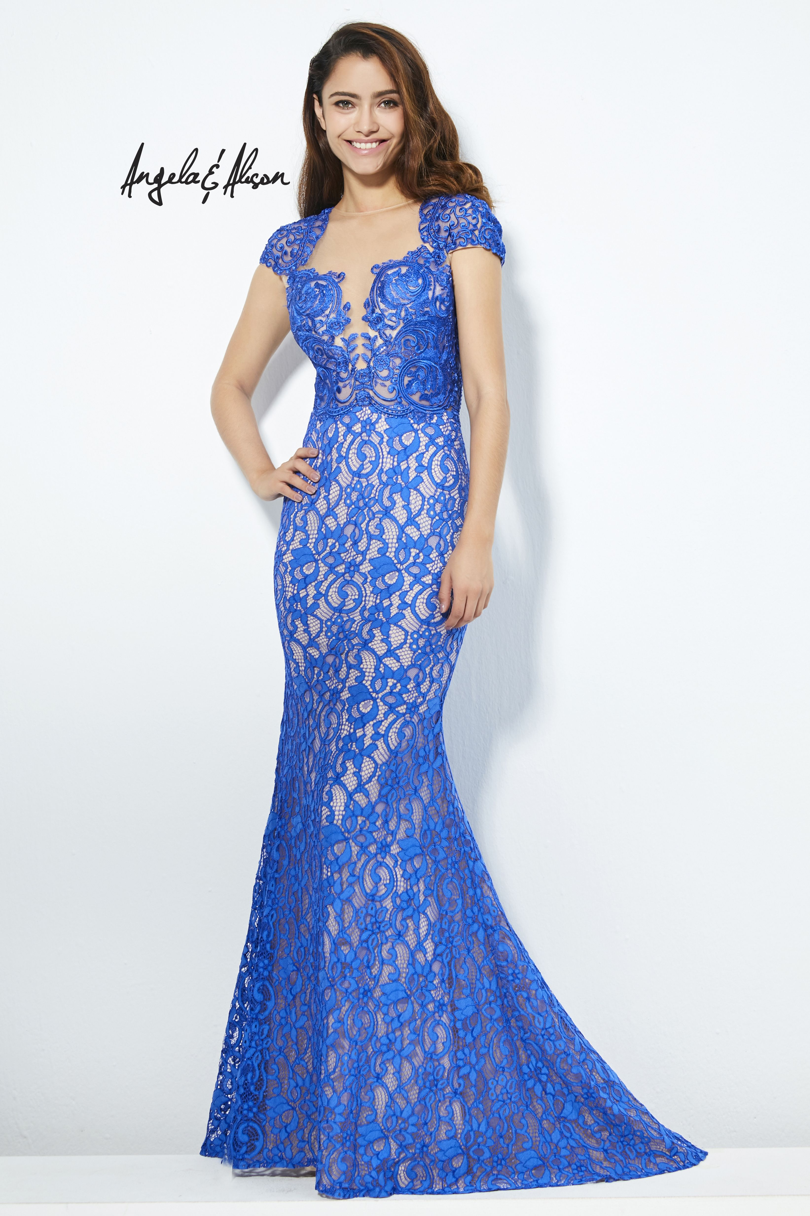 Angela & Allison, 81103, Royal, Size 12, $438 NOW $306! Available at ...
