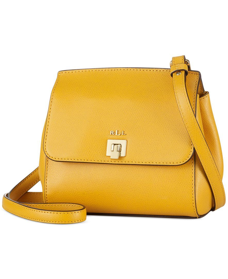 6ad880f058 Lauren Ralph Lauren Whitby Small Crossbody · Leather CrossbodyLeather  PursesLeather ...