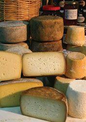 Naxian Cheeses