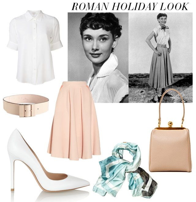 Dress Like Audrey Hepburn Hulton Archive Getty Images Inspired