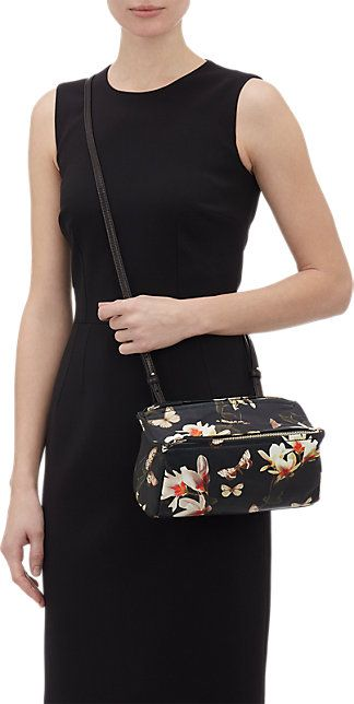 404a555382 Givenchy Magnolia & Butterfly Small Pandora Messenger - - Barneys.com