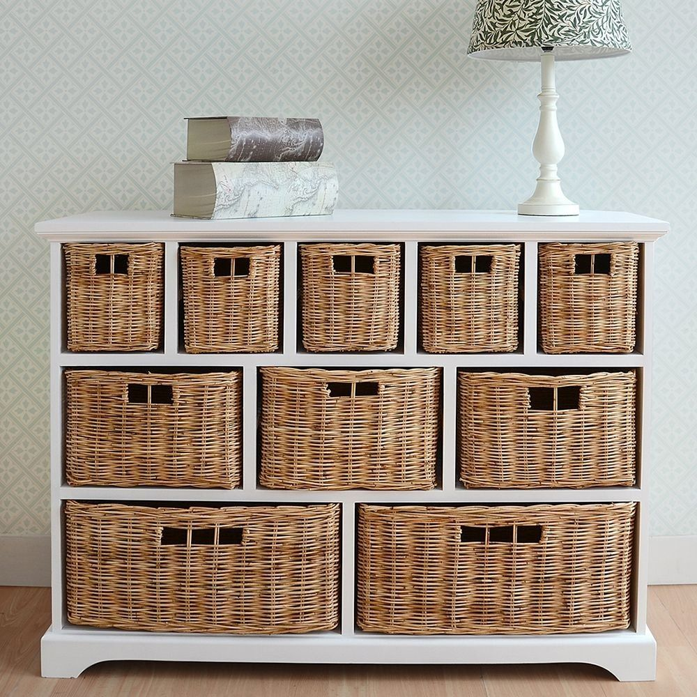 Merveilleux Wicker Storage Chest Of Drawers Plan For Images With Amusing Ikea Mini  Wooden Chest Drawers Storage