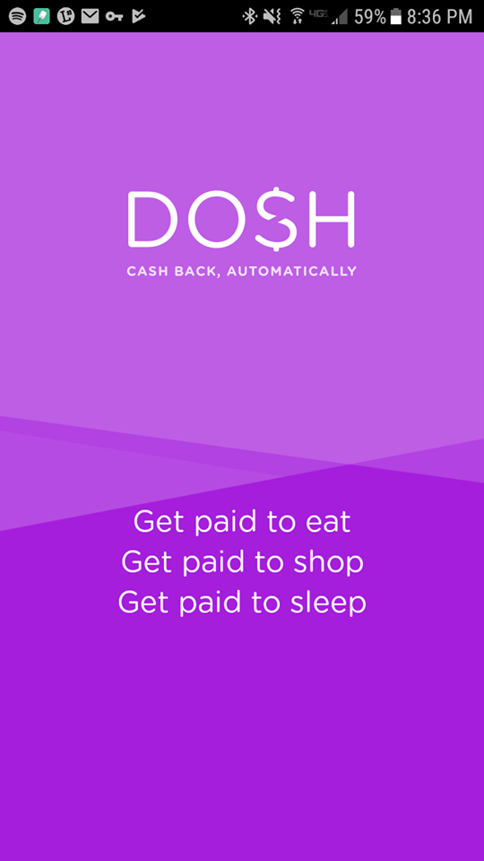 What Is The Dosh Cash Back App Ways to get money, Get