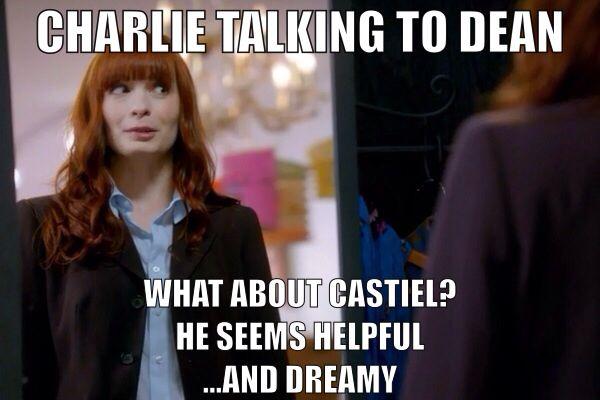 Charlie quotes | Supernatural