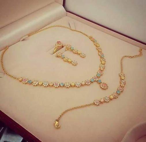 Buy Kundan Choker Necklace Priya Nacc10438c: Pin By Sheeja Suresh On Gold