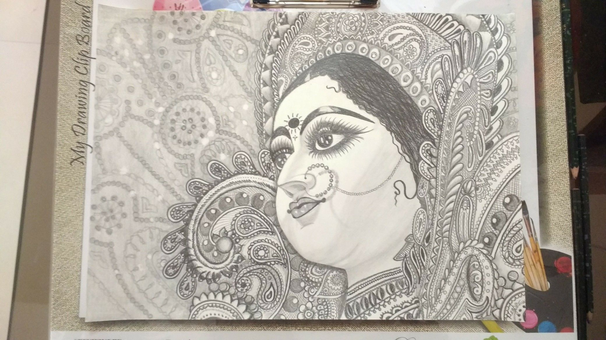 Pin by Tatarishvili Natia on my hobby | Female sketch