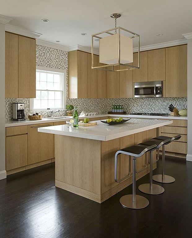 Good Quality Wood Kitchen Island Ideas Sample Style Of Contemporary ...