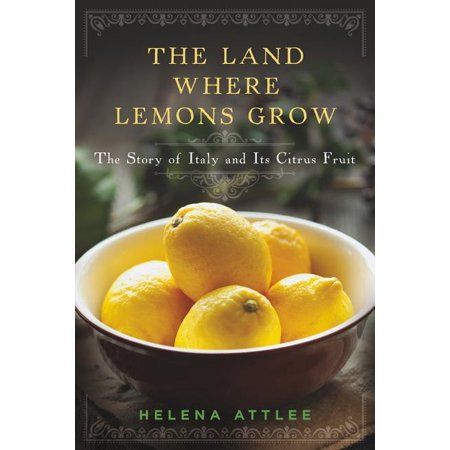 The Land Where Lemons Grow is the sweeping story of Italy's cultural history told through the history of its citrus crops. From the early migration of citrus from the foothills of the Himalayas to Italy's shores to the persistent role of unique crops such as bergamot (and its place in the perfume and cosmetics industries) and the vital role played by Calabria's unique Diamante citrons in the Jewish celebration of Sukkoth, author Helena Attlee brings the fascinating history and its gustatory deli